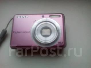 Sony Cyber-shot DSC-S930. 10 - 14.9 Мп, зум: 3х