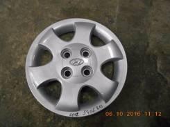 "Колпак колеса R13 Hyundai Getz. Диаметр Диаметр: 13"", 1 шт."