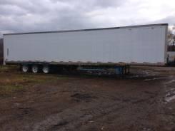 Wabash. Продам полуприцеп-фургон , 30 850 кг.