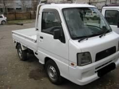 Subaru Sambar Truck. 4WD, 700 куб. см., 500 кг.
