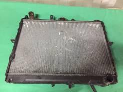 Радиатор охлаждения двигателя. Mazda Bongo, SS28V