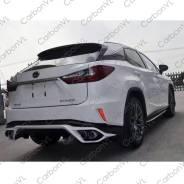 Обвес кузова аэродинамический. Lexus RX200t, AGL20W, AGL25W Lexus RX350, GGL25 Lexus RX450h, GYL25