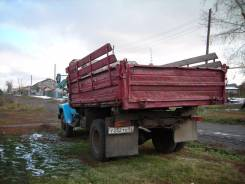 ГАЗ 3307. Газ 3307 самосвал, 4 500 куб. см., 5 000 кг.