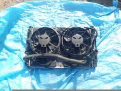 Радиатор охлаждения двигателя. Ford Escape