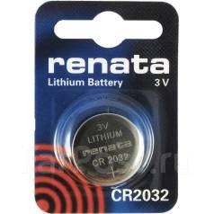 Литиевый элемент питания (батарейка) Renata CR2032