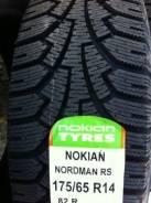 Nokian Nordman RS. Зимние, 2016 год, без износа