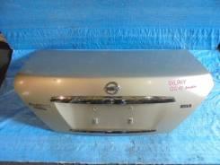 Крышка багажника. Nissan Bluebird Sylphy, QNG10, QG10, TG10, FG10 Двигатели: QG18DE, QR20DD, QG15DE