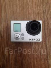 GoPro HD HERO3. 10 - 14.9 Мп, с объективом