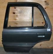 Дверь боковая. Mitsubishi Lancer, C62A