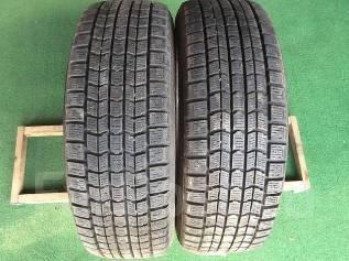 Dunlop Grandtrek SJ7. Зимние, без шипов, 2009 год, износ: 5%, 2 шт