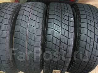 Bridgestone Blizzak. Зимние, без шипов, 2012 год, износ: 5%, 4 шт