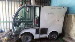 Bucher. Машина подметально-вакуумная на зап части или в ремонт, 1 500куб. см.