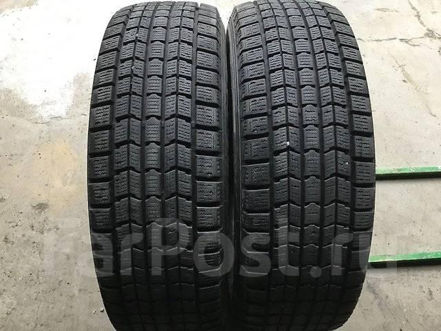 Dunlop Grandtrek SJ7. Зимние, без шипов, 2010 год, 5%, 2 шт