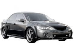 Порог пластиковый. Mazda Mazda6 Mazda Atenza. Под заказ