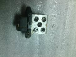 Резистор вентилятора охлаждения. Renault Logan