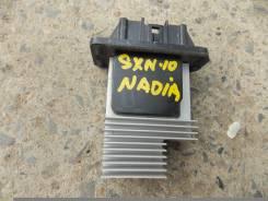 Сопротивление мотора отопителя. Toyota Nadia, SXN10