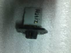 Реостат печки. Daewoo Matiz Chevrolet Spark