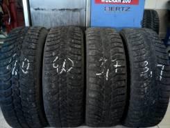 Bridgestone Ice Cruiser 5000. Зимние, без шипов, износ: 80%, 4 шт