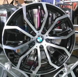 "BMW. 10.0/11.0x21"", 5x120.00, ET40/38, ЦО 74,1мм. Под заказ"