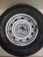 Запасное колесо 185/70R13 в хорошем состоянии.
