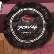 Чехол для запасного колеса. Toyota RAV4