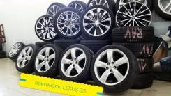 245-40-18 Bridgestone, Lexus GS оригиналы, в наличии. 8.0x18 5x114.30 ET45 ЦО 60,1мм.