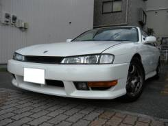 Фара. Nissan Silvia, S14
