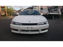 Габаритный огонь. Nissan Silvia, S14