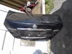 Крышка багажника. Nissan Teana, PJ31
