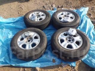 Комплект колес R16 + резина лето!. 7.0x16 5x114.30 ET45