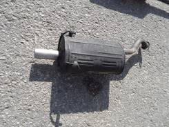 Насадка на глушитель. Honda CR-V, RD7