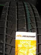 Headway HW507. Зимние, без шипов, 2016 год, без износа, 4 шт