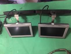 Комплект мониторов на подголовники
