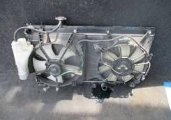 Радиатор охлаждения двигателя. Honda Mobilio Spike, DBA-GK2, DBA-GK1 Honda Airwave, DBA-GJ1, DBA-GJ2, GJ1 Honda Partner, DBE-GJ4 Двигатель L15A