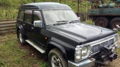 Nissan Safari. Продам птс на Ниссан Сафари 92г TB42