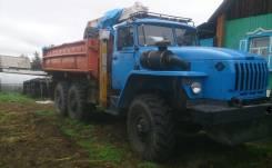 Урал 4320. Продается , 14 360 куб. см., 10 500 кг.