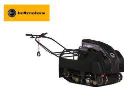 Мотобуксировщик Balt BARBOSS COMPACT R9/R9E, 2016. исправен, есть птс, без пробега. Под заказ