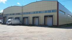 Аренда склада в офисно-складском комплексе. 2 500кв.м., улица Строительная 23 стр. 1, р-н Индустриальный