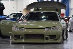 Бампер. Nissan Silvia, S15. Под заказ