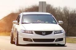 Накладка декоративная. Honda Accord, CL9