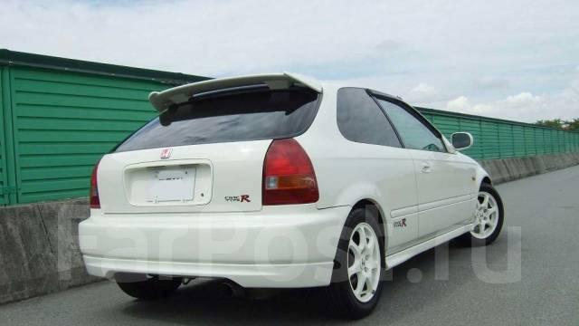 Спойлер. Honda Civic, EK9