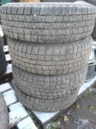 Продам комплект зимней резины на дисках 5*100 Hankook Winter Icept IZ. x14 5x100.00