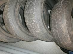 Gislaved Nord Frost Van. Зимние, шипованные, износ: 50%, 4 шт
