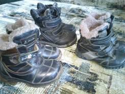 Ботинки детские зима, есть и осень, р-р 26,29,30. Рост: 98-104 см