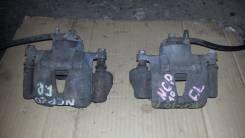 Суппорт тормозной. Toyota: Vitz, Echo Verso, Yaris, Echo, Platz Двигатели: 1SZFE, 1NZFE, 2NZFE, 2SZFE