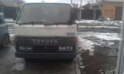 Toyota Dyna. Продам по запчастям T. Dyna, 2 800 куб. см., 1 500 кг.