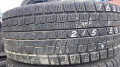 Dunlop DSX. Зимние, без шипов, 2006 год, износ: 40%, 4 шт