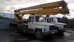 ГАЗ 3309. Автовышка ГАЗ-3309 ВС-22,02, 4 750 куб. см., 22 м.