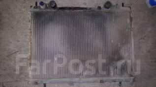 Радиатор охлаждения двигателя. Fiat Marea