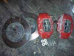 Тормозная система. Toyota Mark II, JZX100, JZX90 Двигатели: 1JZGTE, 1JZGE